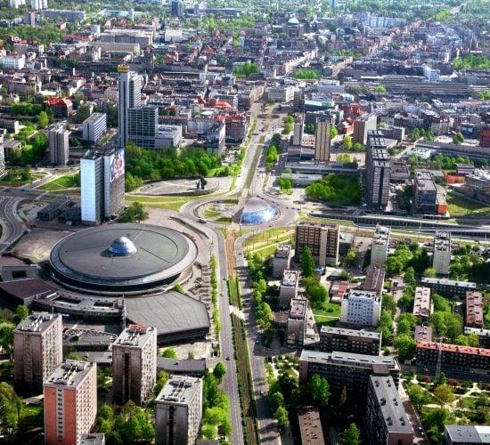 Katowice Panorama